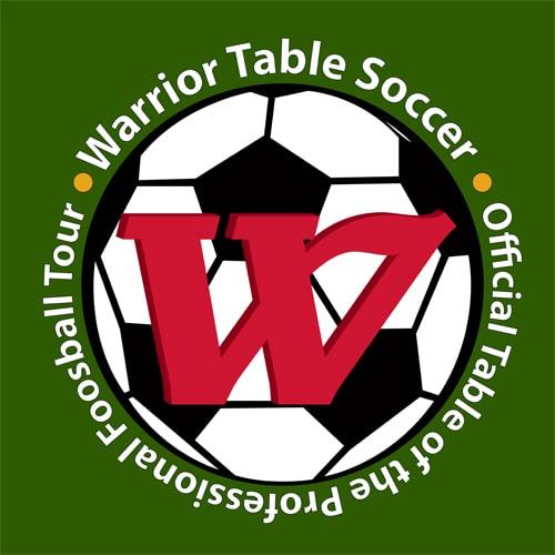 Sneak Peek Of The New Warrior Foosball Table