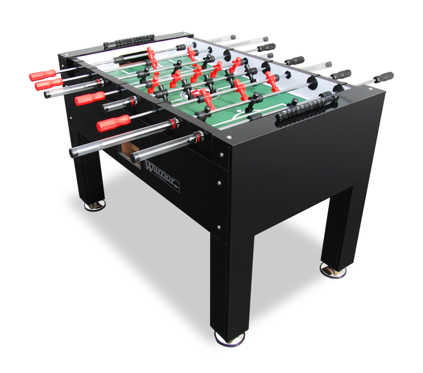 """2013 """"DEMO"""" Warrior Pro Foosball Table Used By Top Pro's"""