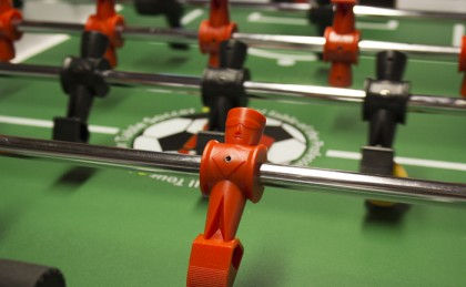 Warrior Table Soccer Gallery