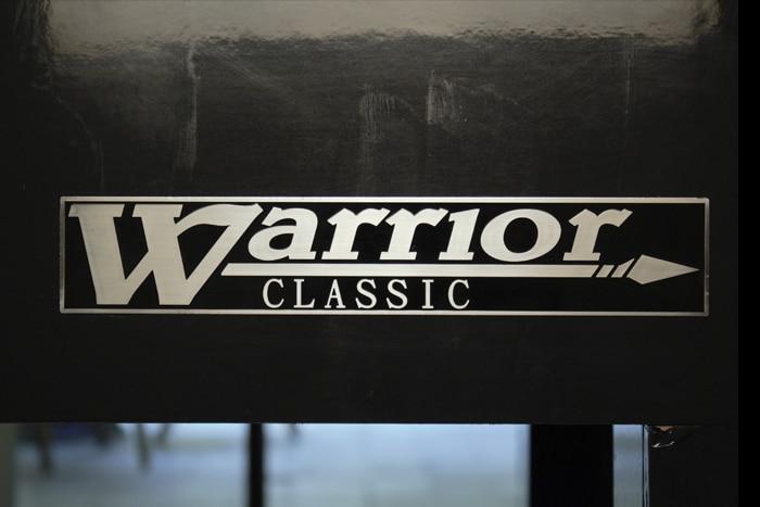 Warrior Table Soccer Foosball Tables