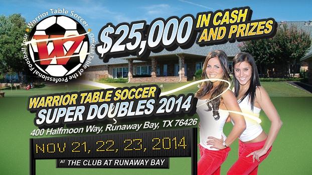 RUNAWAY BAY FLYER - Professional Foosball Tournament