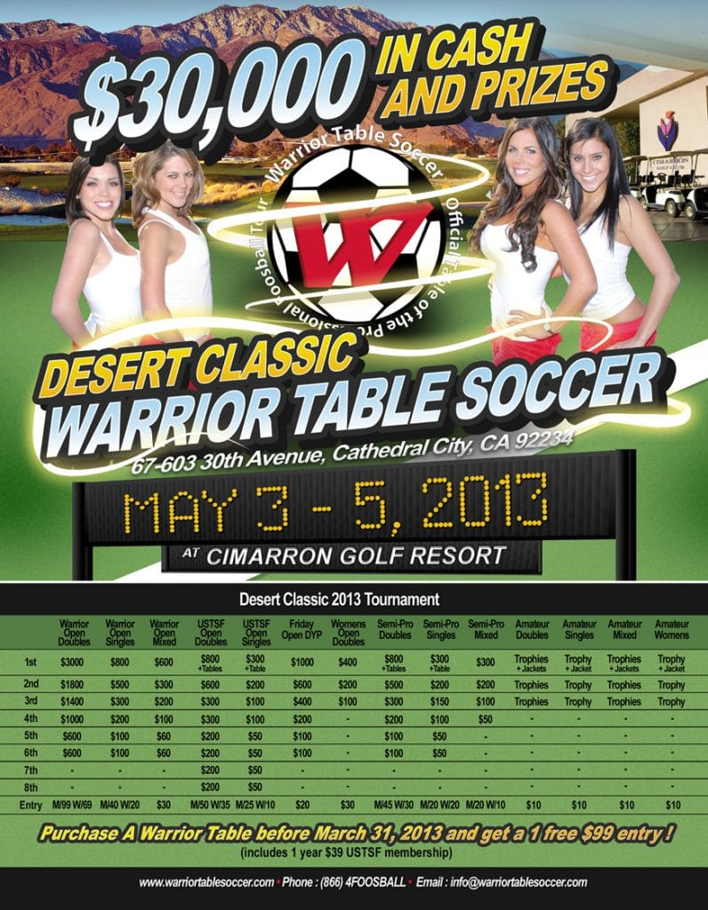 Desert Classic Tournament