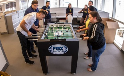 Fox Sports Custom Foosball Tables
