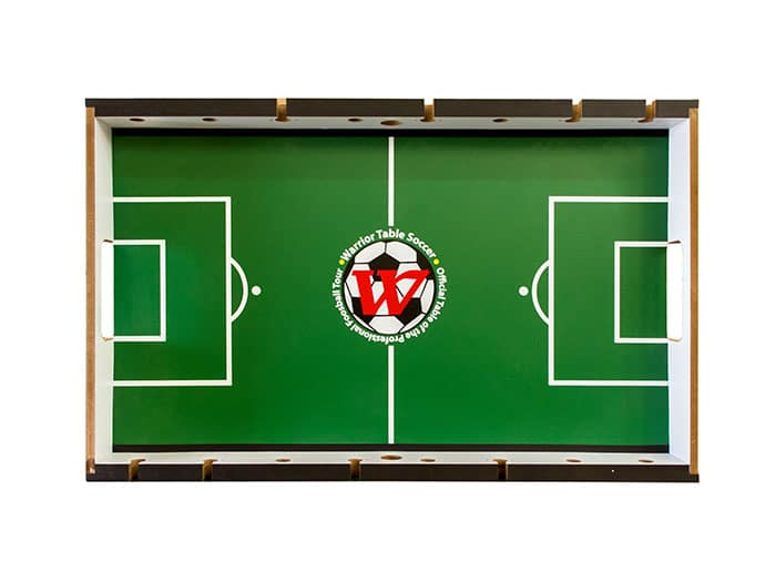 Warrior Foosball Table Replacement Playfield
