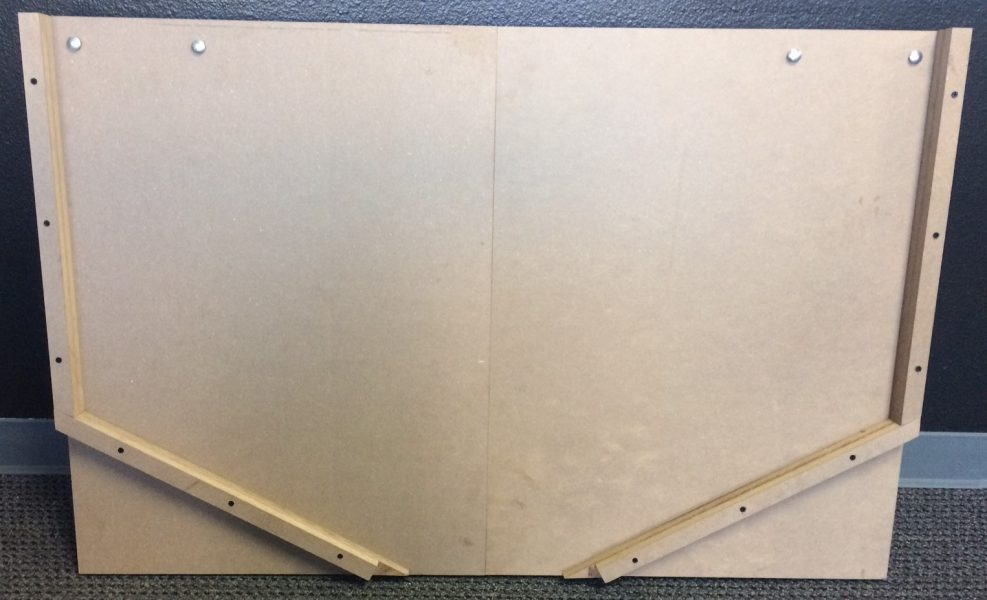 Assembly Instructions For Warrior Foosball Table Stability Upgrade