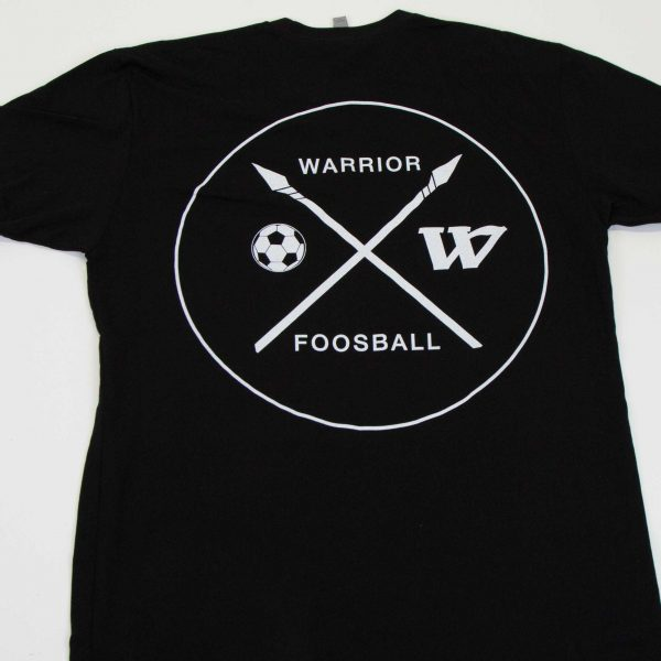 Warrior Table Soccer Shirts