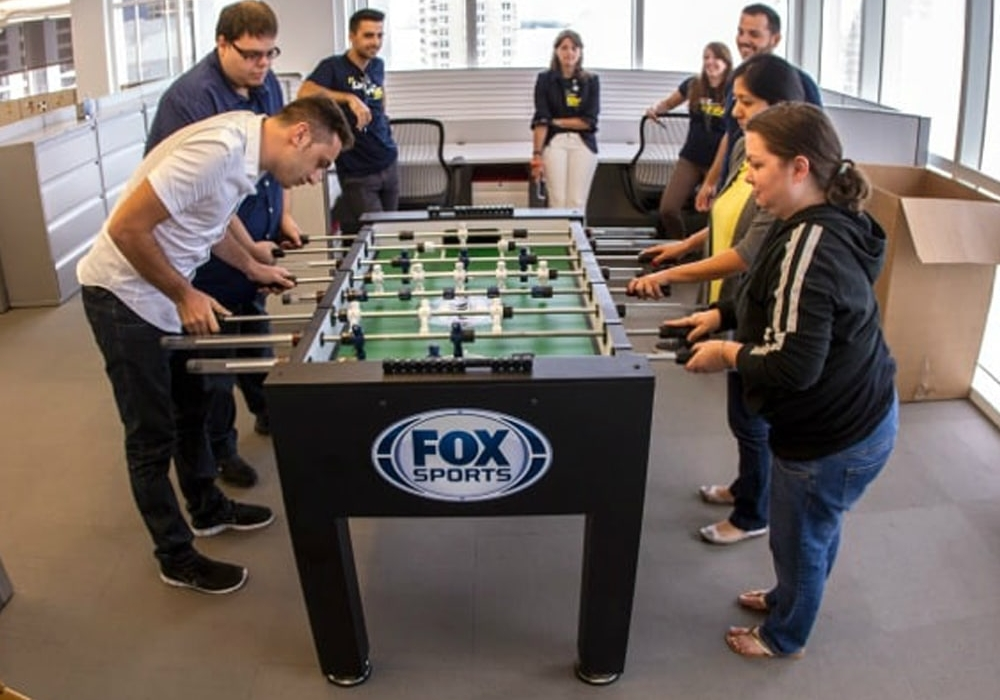 Fox Sports Custom Foosball Table