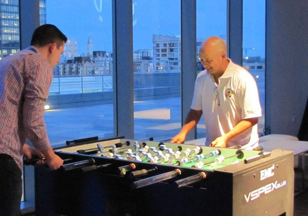 Vspex Custom Foosball Table