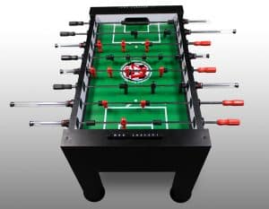 Foosball table by Warrior Table Soccer
