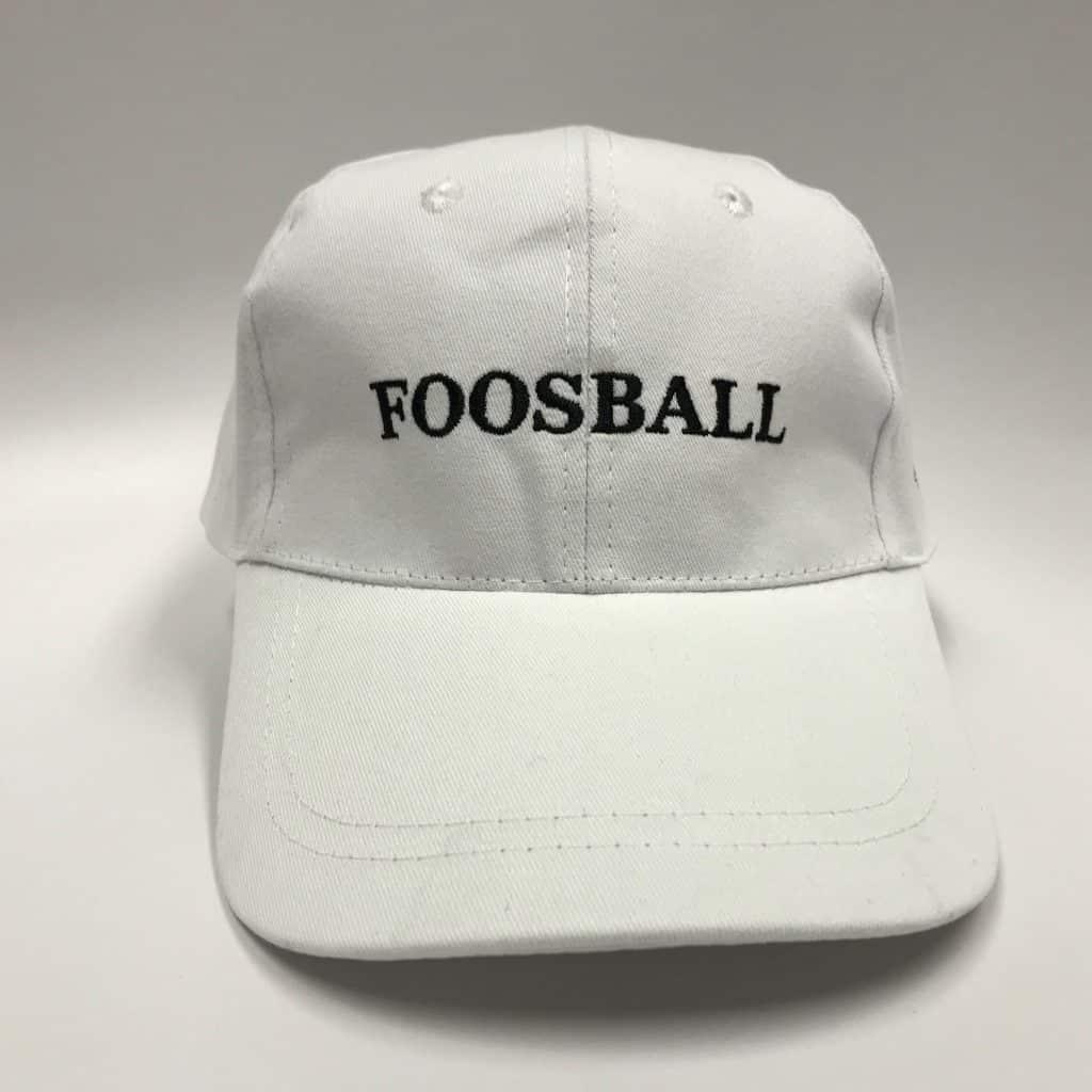 Foosball Merchandise Hats Shirts