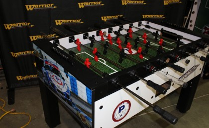 Phillips Way Custom Foosball Table