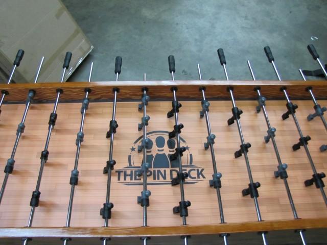 Warrior Foosball Table