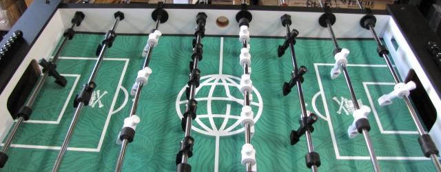 Warrior Table Soccer