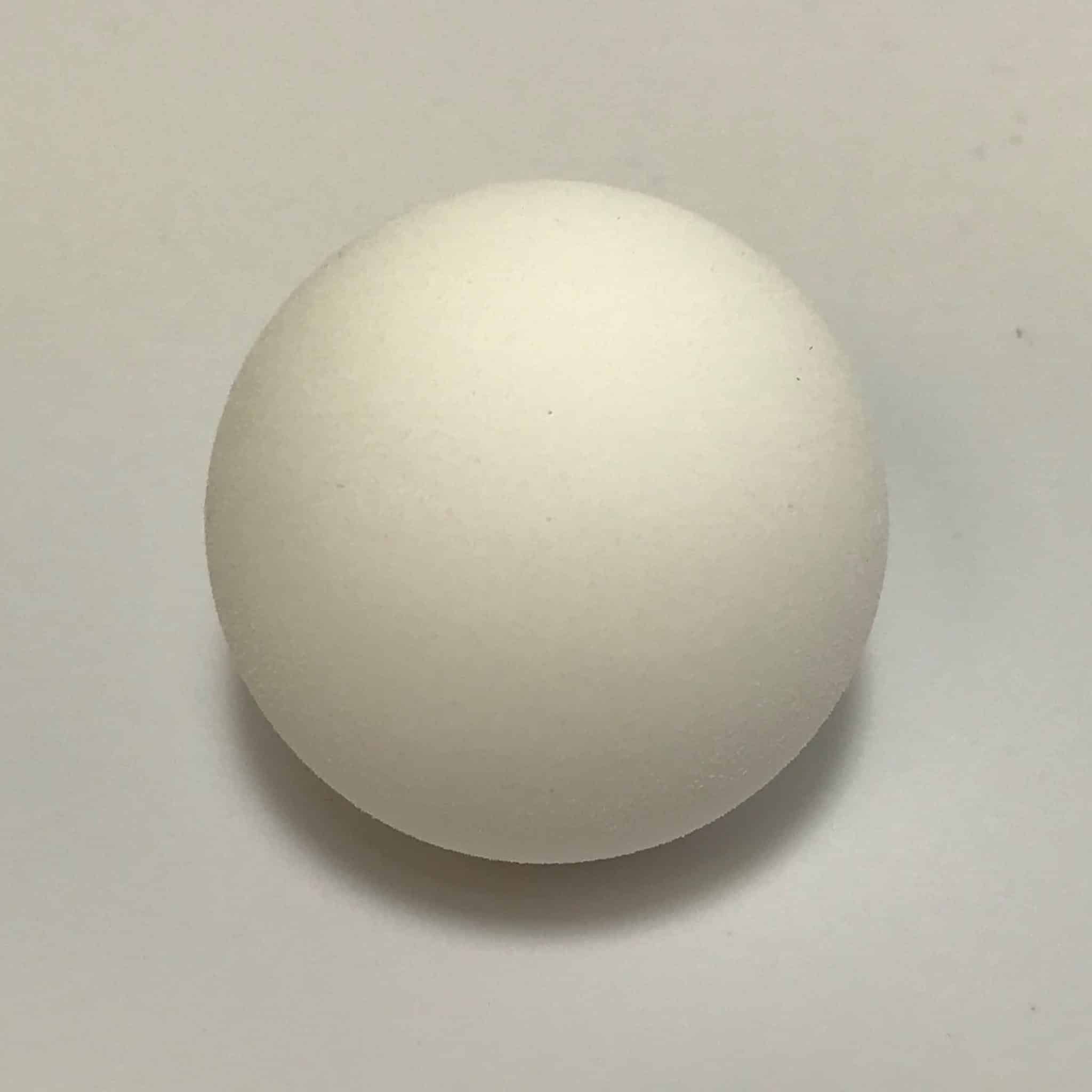White Ball - Set of 4
