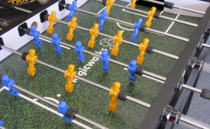 Logicworks Custom Foosball Table