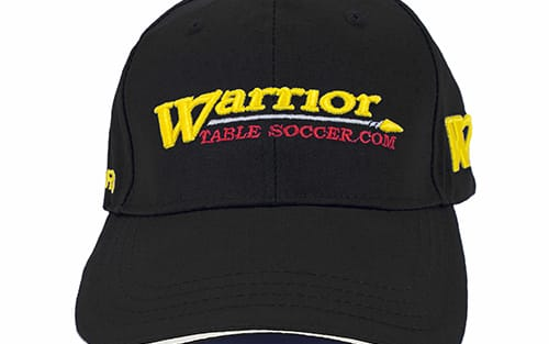 Warrior Foosball Merchandise