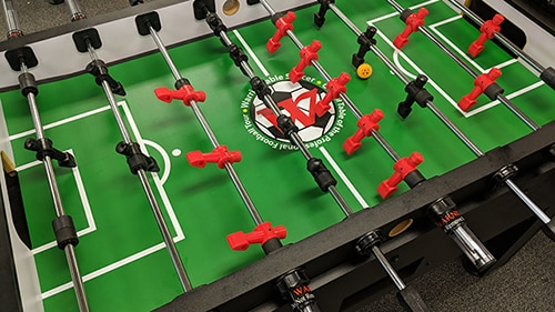 Warrior Foosball Table slider 2