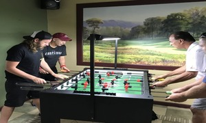 Official Tournament Foosball Table