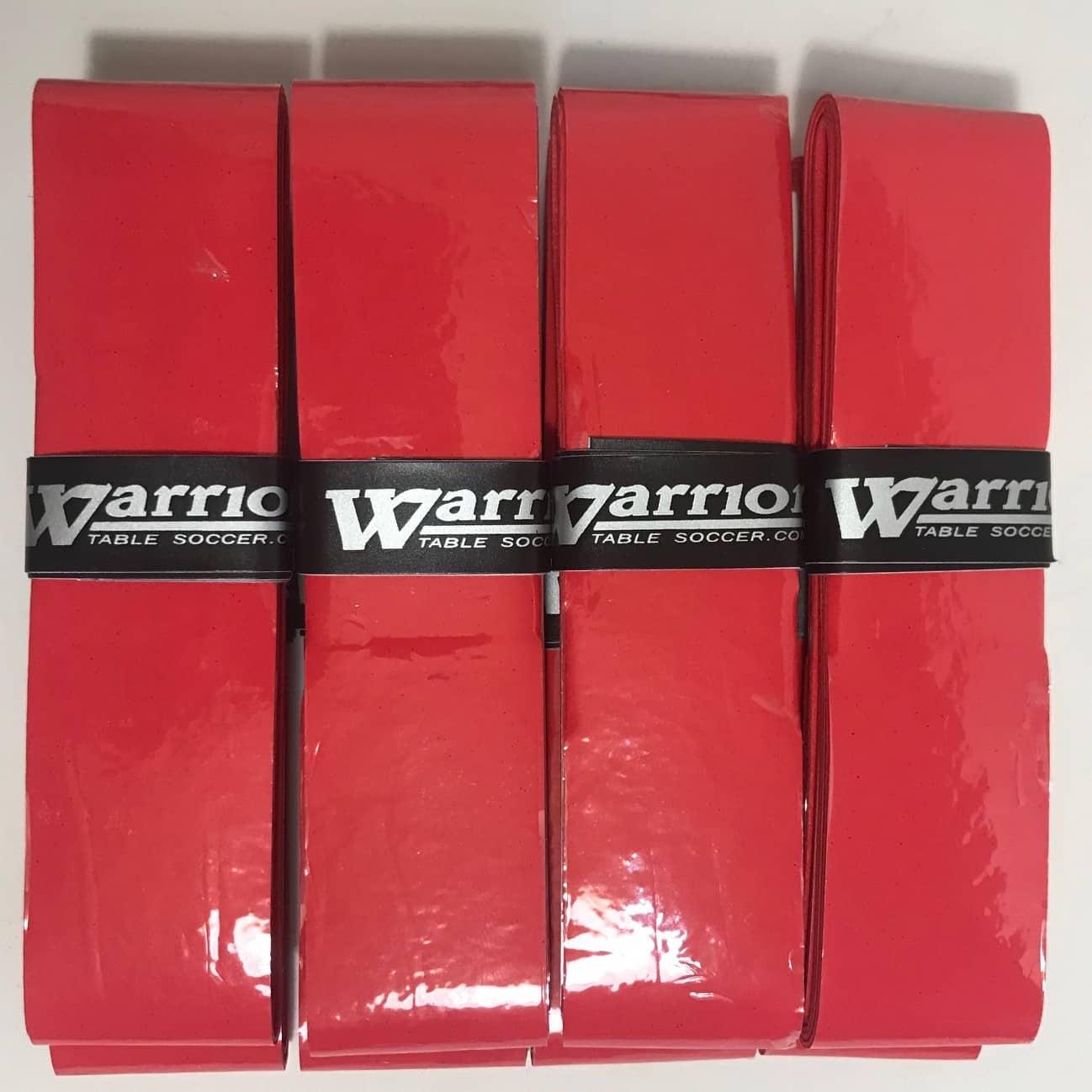 2 Yellow and 2 Orange Pro Foosball Table Handle Wraps Bravatto Foosball Wraps 4-Pack