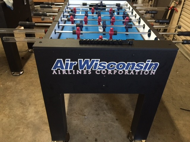 Custom Foosball Table