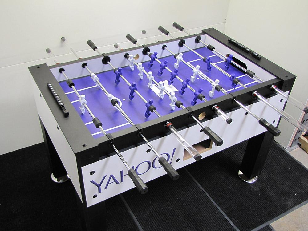 Yahoo Custom Table